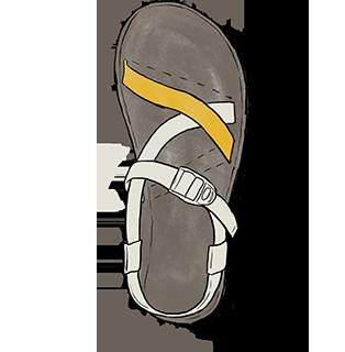 Tighten Chacos - Strap Adjuster